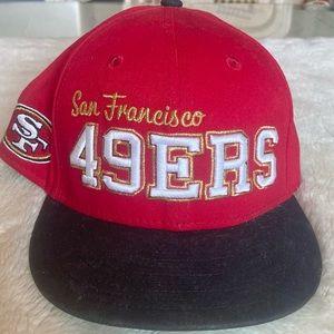 New Era San Francisco 49ers snap back